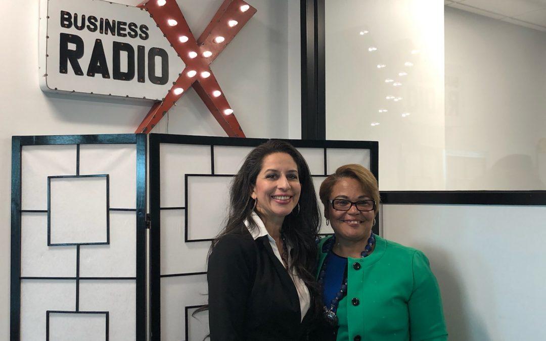 Business RadioX® with Vicki Wright Hamilton